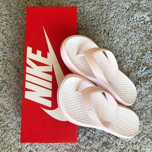 🔷🆕🔷 🌸 Nike Solay Women's Thong ▪️Pink 🌸